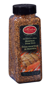 HORTON SEASONING MONTREAL STEAK SPICE (Assorted Sizes)