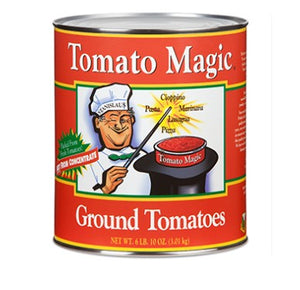 Can of Stanislaus Diced Tomatoes in Juice