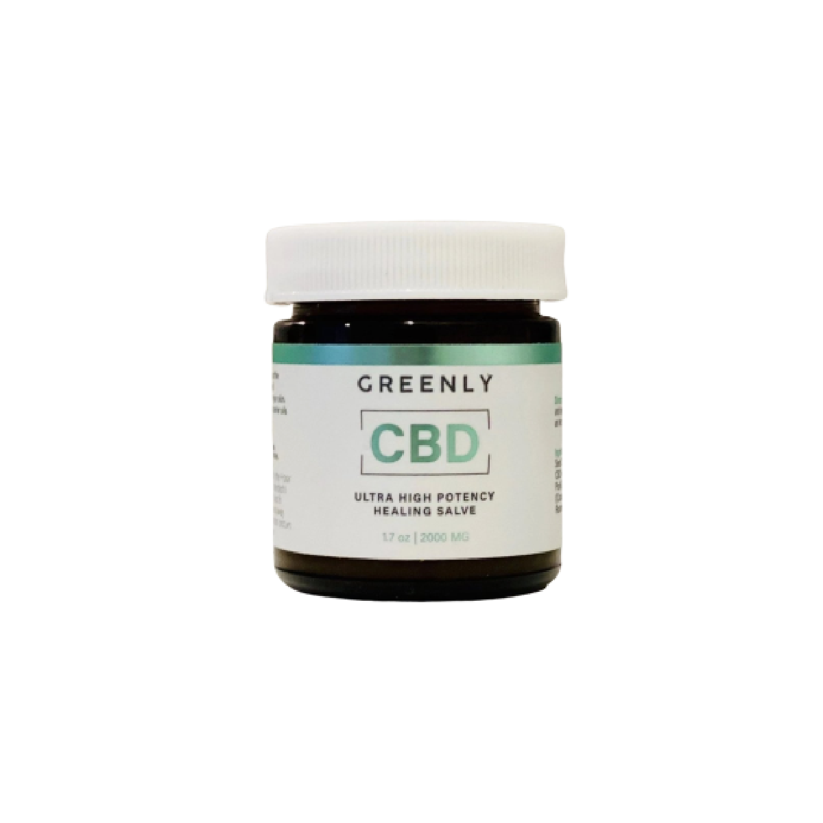 Greenly Ultra Healing Salve