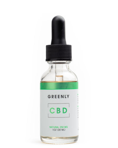 Greenly CBD Oil
