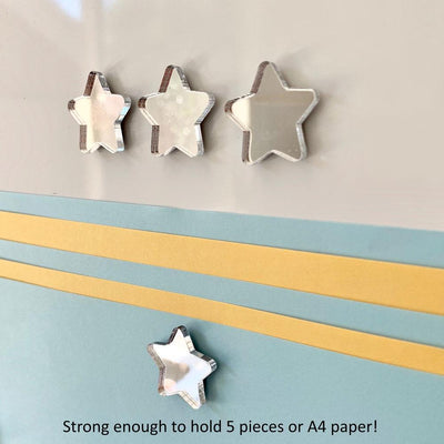 Personalised Gift Set of 4 magnets