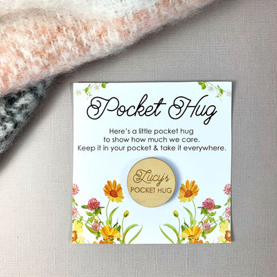 Pocket Hug – A tool for separation anxiety (garden design)