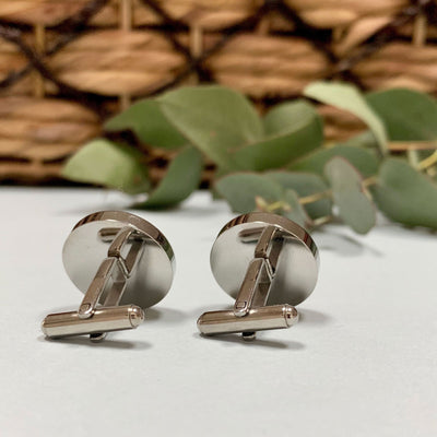 This Daddy Belongs To – Wood cufflinks