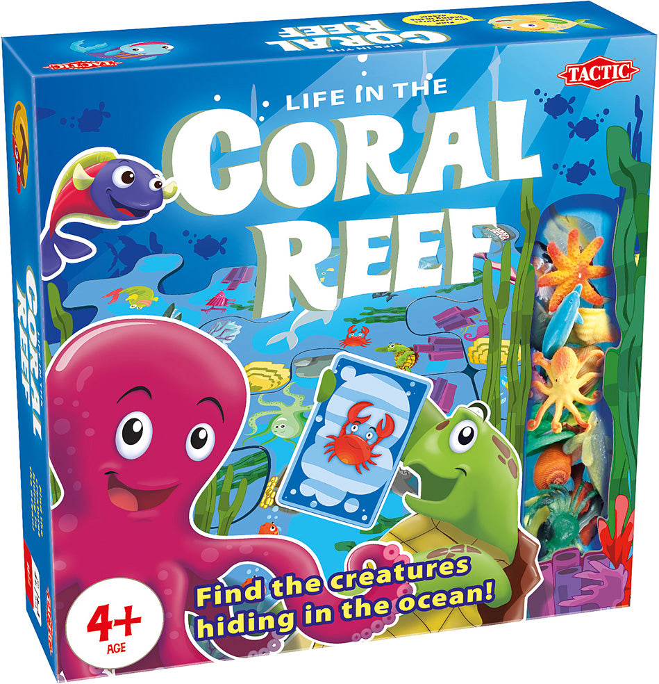 Life in the Coral Reef