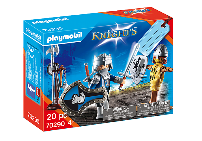 Playmobil Knights Gift Set