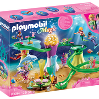 Playmobil Mermaid Cove with Illuminated Dome