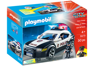 Playmobil Police Car