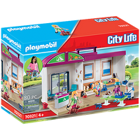 Playmobil Take Along Pet Clinic