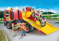 Playmobil Towing Service