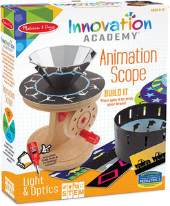 Innovation Academy-Animation Scope