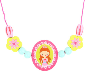 Princess Threading Beads