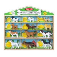 Canine Companions Collectible Dogs