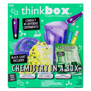 Thinkbox: Chemistry In a Box