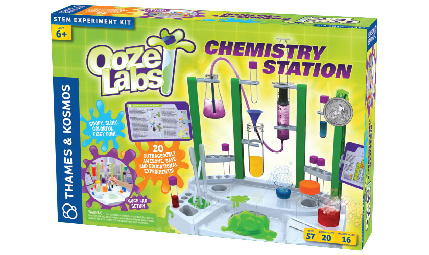 Ooze Lab Chemistry Station