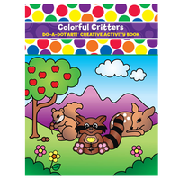 Do-A-Dot Art Colorful Critters