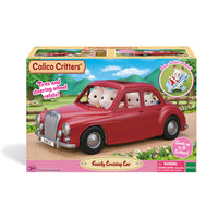 Calico Critters-Family Cruising Car