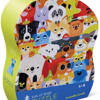 Lots of Dogs Puzzle 72 Piece Puzzle