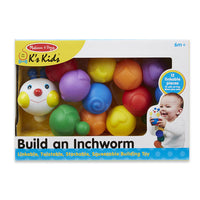 Build An Inchworm Pop Blocks