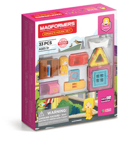 Magformers Maggy's House Set