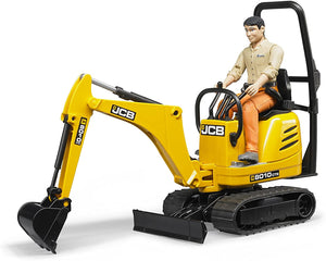 Bruder Micro Excavator With Worker