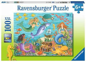 Narwhal's Friends 100 Piece Puzzle