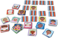I Never Forget a Face Memory & Matching Game