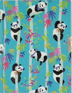 Pandas Locking Journal
