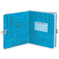 Password Required Diary