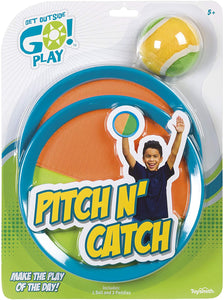 Pitch 'n Catch Game