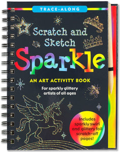 Scratch and Sketch Sparkle
