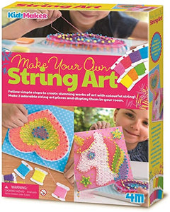 Make Your Own String Art
