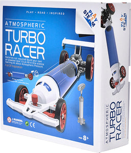 Atmospheric Turbo Racer