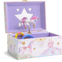 Jewelkeeper Unicorn Jewelry Box