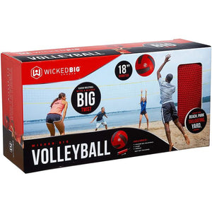 Wicked Big Volleyball