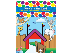 Do-A-Dot Art Zoo Animals