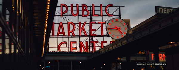 Image of Pike Place Market, Seattle, WA