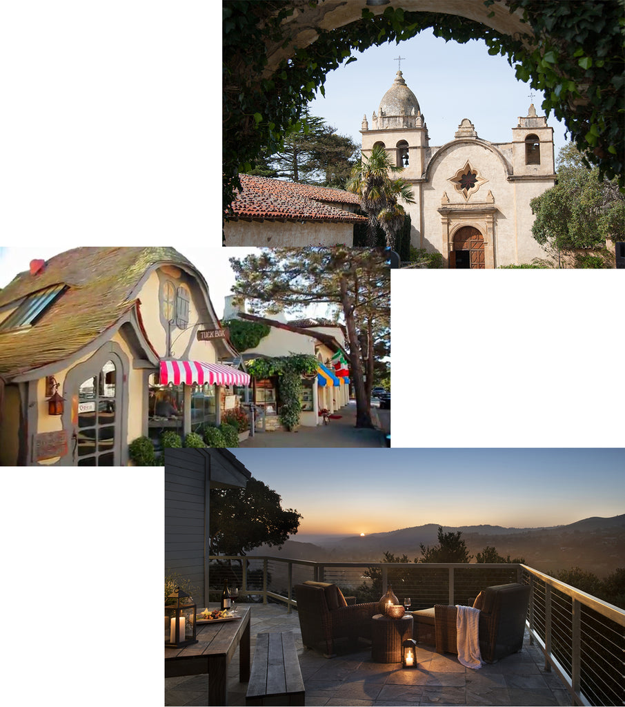 Carmel California City Guide