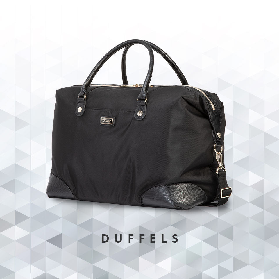 Stephanie Johnson - Manhattan Duffel Bag