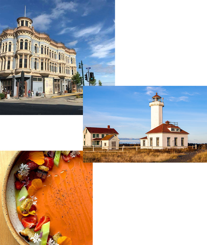 Port Townsend Washington City Guide