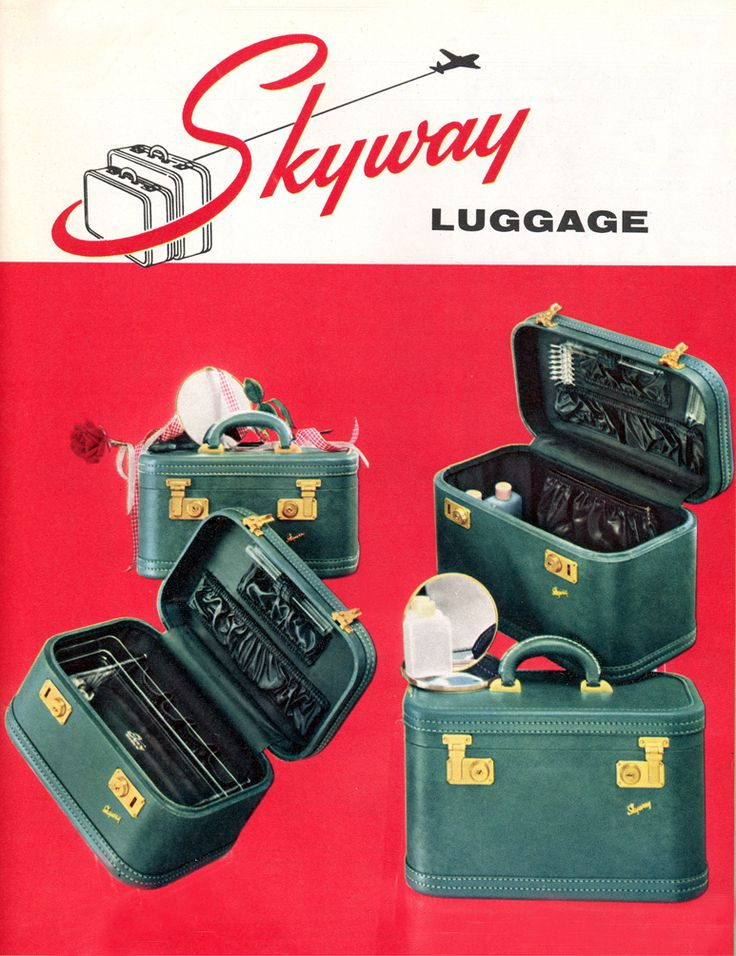 Skyway Ad from 1950s