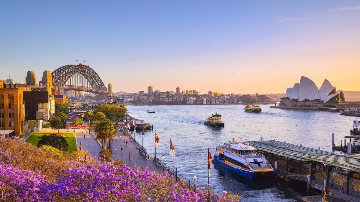 World's Top Destinations and Hotels - Sydney Harbour