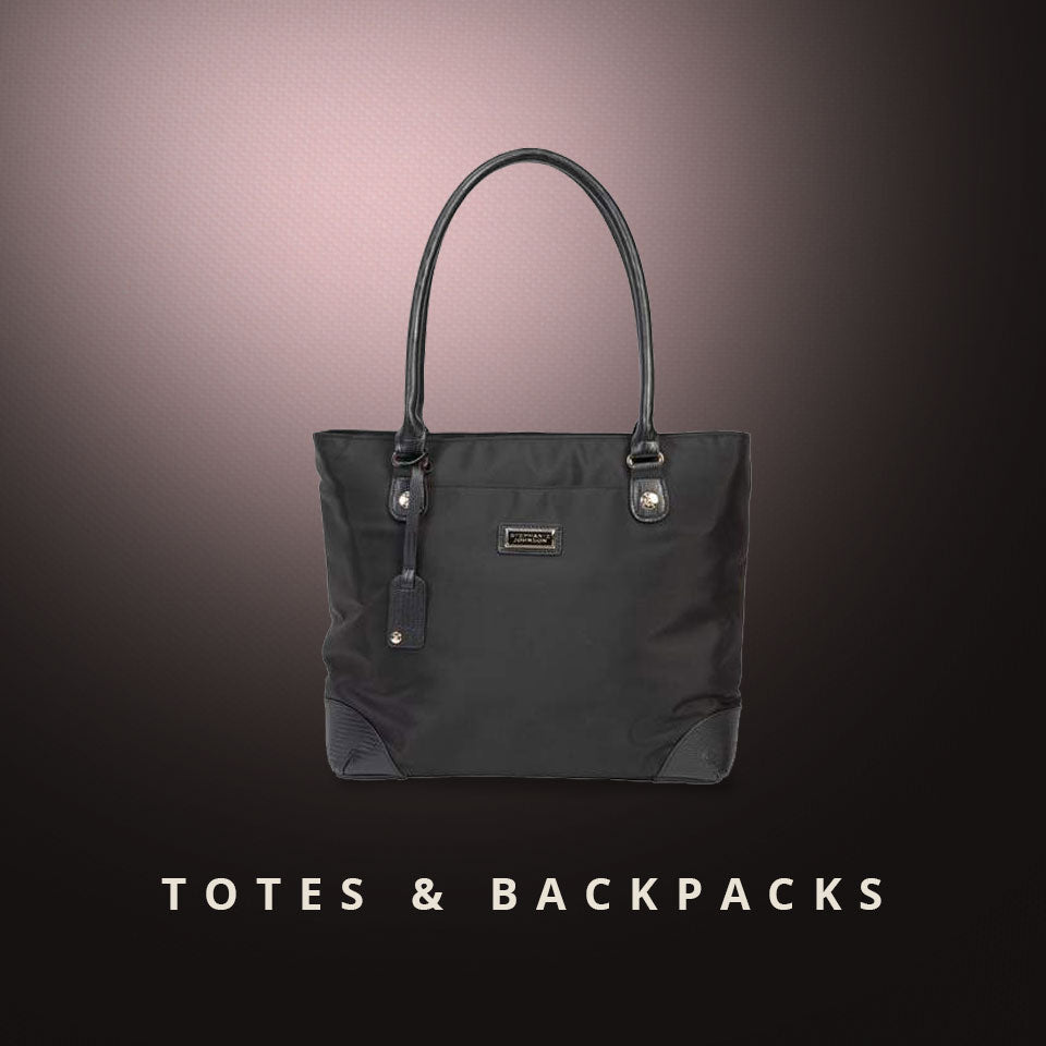 Stephanie Johnson Manhattan Tote Bag in black