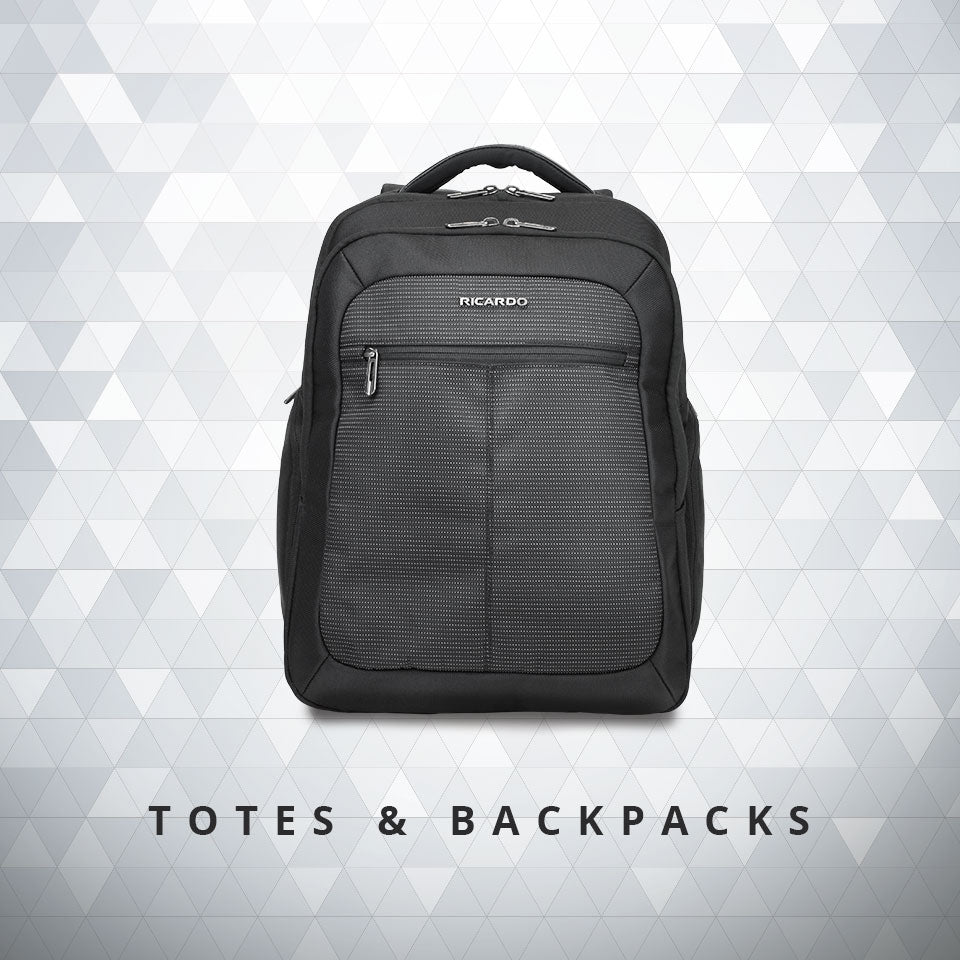 Black Cupertino Backpack