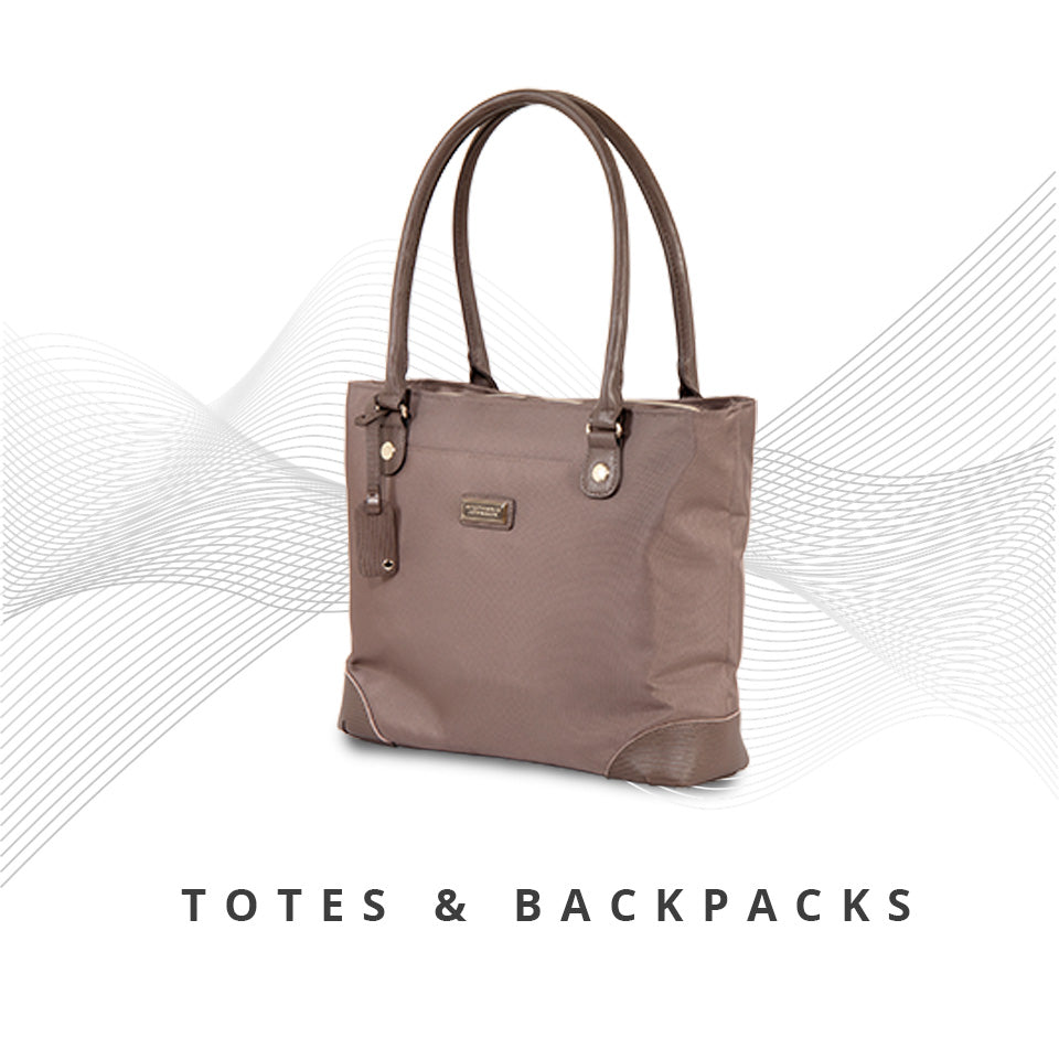 Manhattan tote bag in Mocha