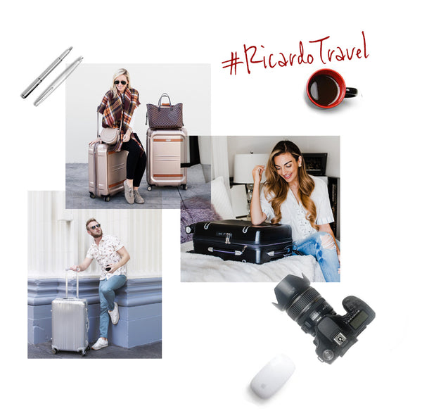 A global range of Influencers constantly feature Ricardo products in their stories