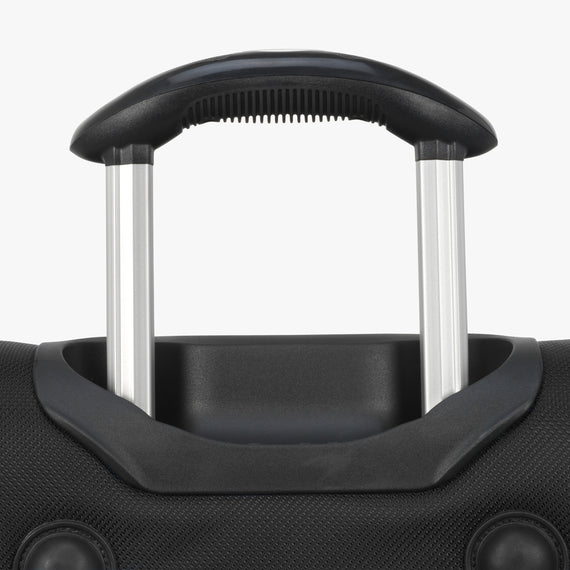 Weekender Rolling Duffel Mar Vista 2.0 Weekender Rolling Duffel in Black Retractable Handle in  in Color:Black in  in Description:Handle Detail
