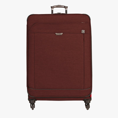 Ricardo Beverly Hills 29-inch Spinner Upright in Wine~~Color:Wine~~Description:Front