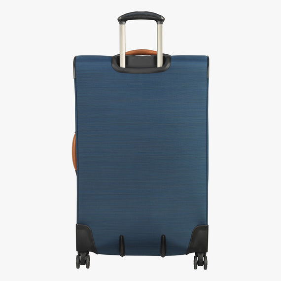 Large Check-In Ricardo Beverly Hills 29-Inch Spinner Upright in Midnight Teal in  in Color:Midnight Teal in  in Description:Back