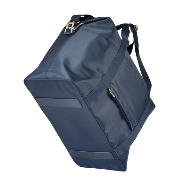 Weekender Duffel Indio Weekender Duffel in Dark Navy Bottom View in  in Color:Dark Navy in  in Description:Bottom