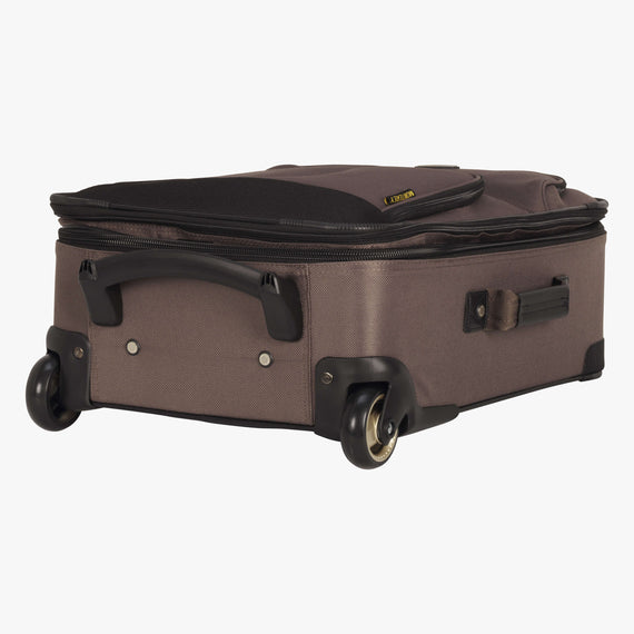 2-Wheel Carry-On Ricardo Beverly Hills 21-inch 2-Wheel Carry-On Upright in Chanterelle in  in Color:Chanterelle in  in Description:Bottom